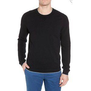 NWT Ted Baker London Kayfed Rib Sleeve Sweater